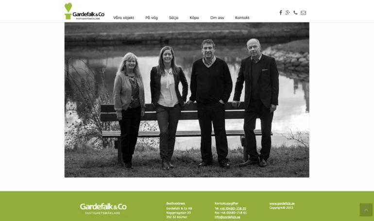 Gardefalk & Co Mäklarbyrå i Kalmar