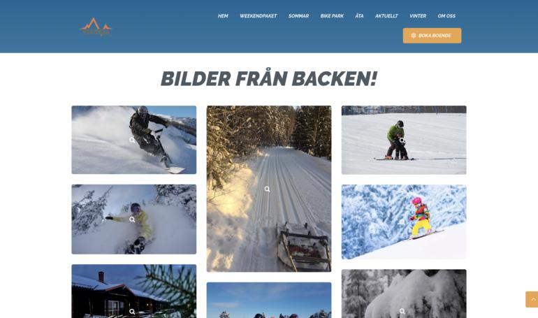 Gesundaberget Skiresort & Bikepark i Dalarna