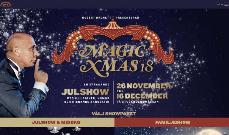 Magic Xmas 2018