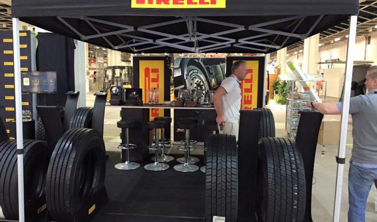 Messukeskus Helsinki – Pirelli