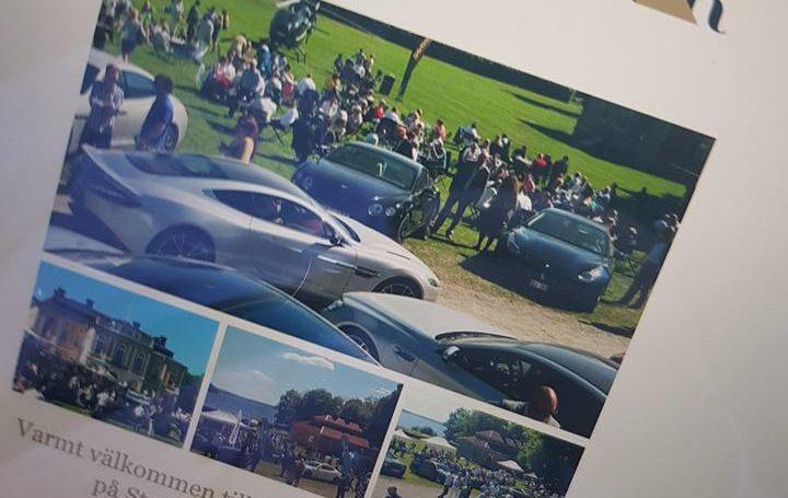 Connoisseur's Motordag på Steninge Slott